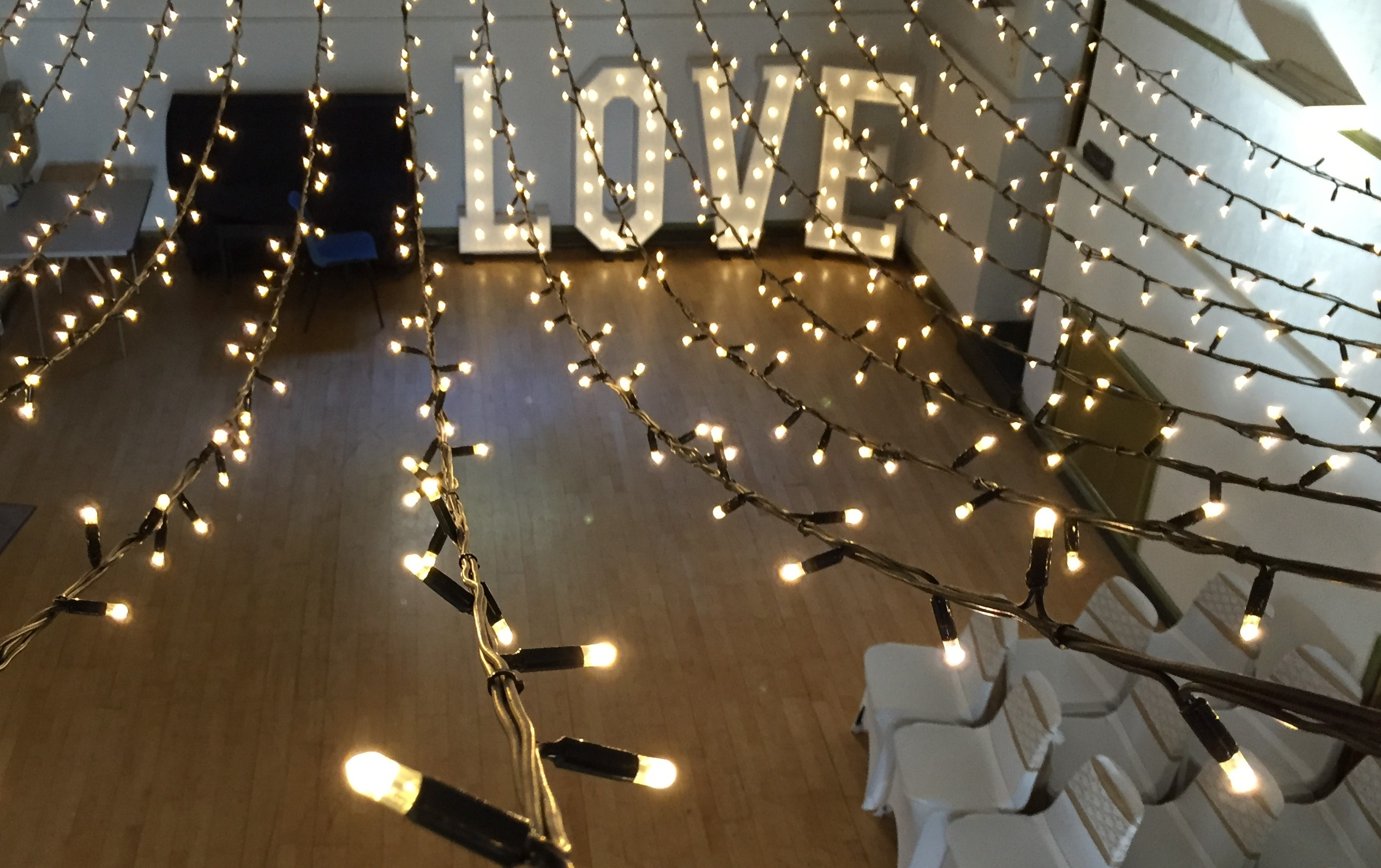 Light Fantastic Party Wedding Event Lighting In Wiltshire