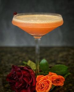 A Juicy Bourbon Sour