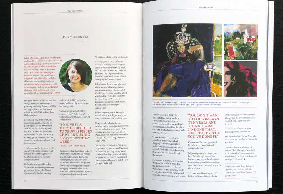 Plus Ultra // Issue 3 // Oct18 // P38