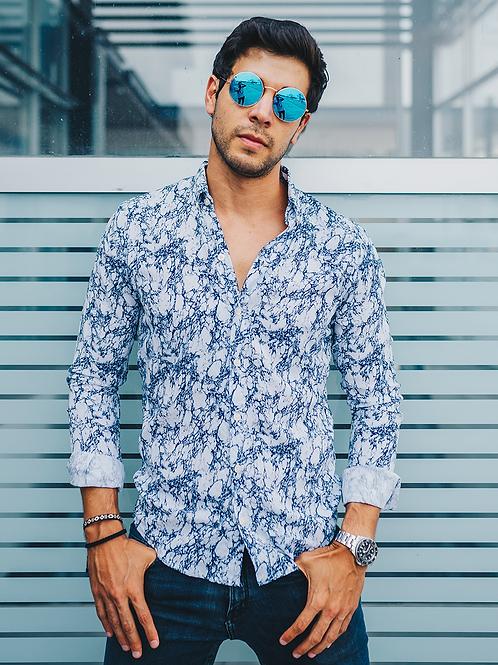 Camisa Caballero La Onda