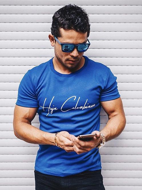 Classic Blue Hoja Colombiana