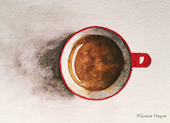 Study of a Coffee Mug