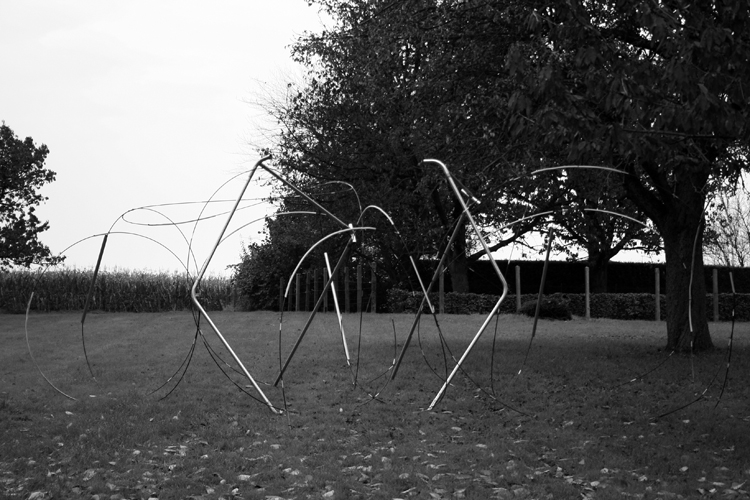 Demountable Sculpturepark  II, 2008