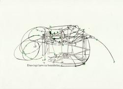 Drawings have no boundaries, 2010