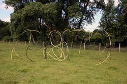Demountable sculpture park I, 2008