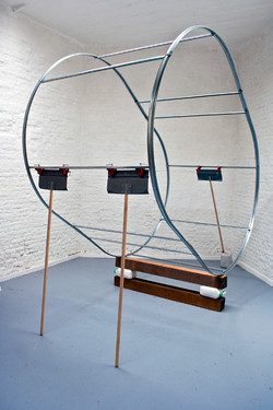 Stack (Reassembled Sculpture), 2010