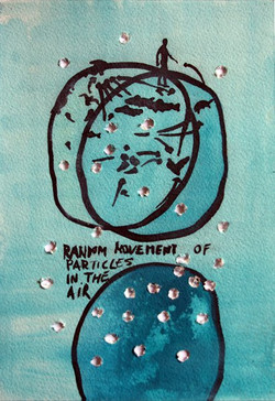 Random movement, 2006