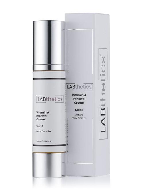LABthetics Home Care Vitamin A Retinol Renewal System Step 1