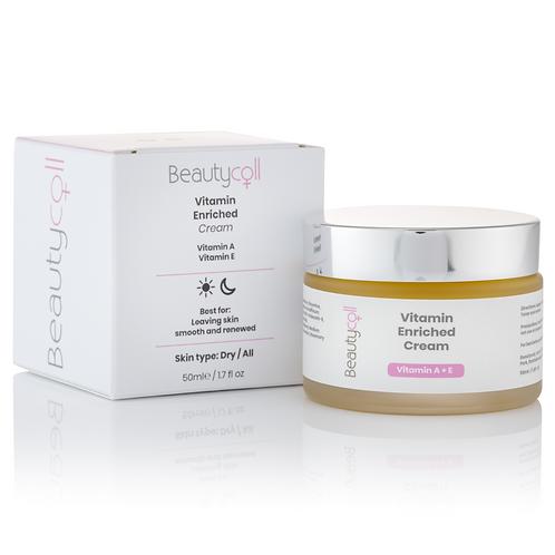 Beautycoll Vitamin enriched cream