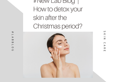 How to detox your skin after the Christmas period