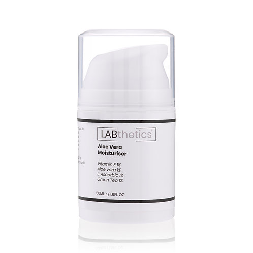 LABthetics Home Care Aloe Vera Moisturiser