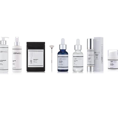 LABthetics Anti ageing  routine Skincare Box