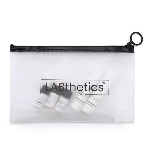 LABthetics Mini Dermaplane aftercare Kit