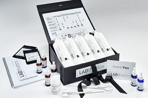 Full Clinical Kit with Chemical Peels & CPD accredited Training