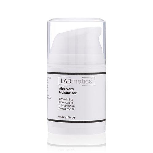 LABthetics Aloe Vera Vitamin C + E Moisturiser