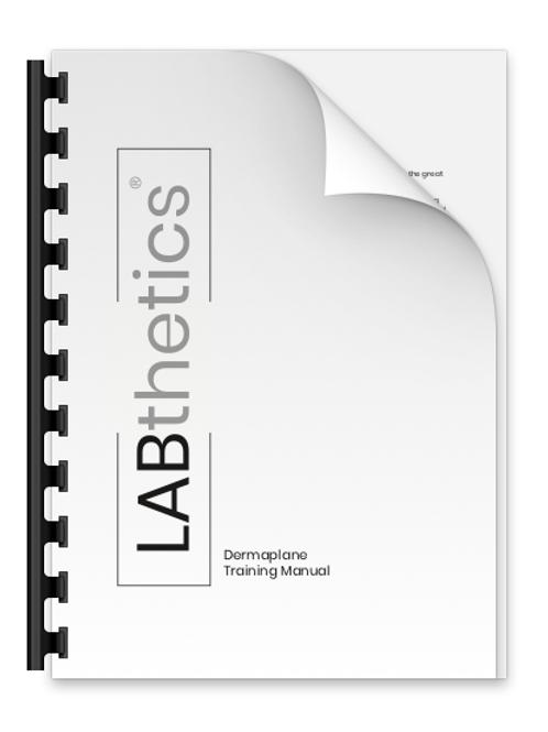 LABthetics Dermaplaning Training Manual