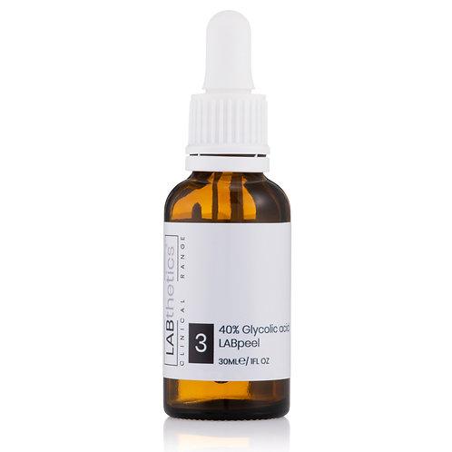 LABthetics Glycolic Acid Peel 40%