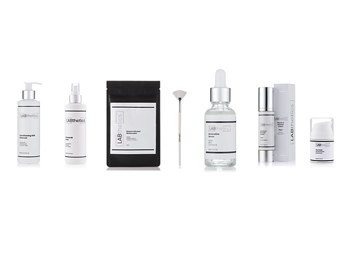 LABthetics Acne routine Skincare Box