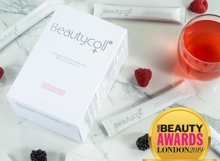 Beautycoll collagen drinks backed by science and clinical trials featured in Cosmetic Business