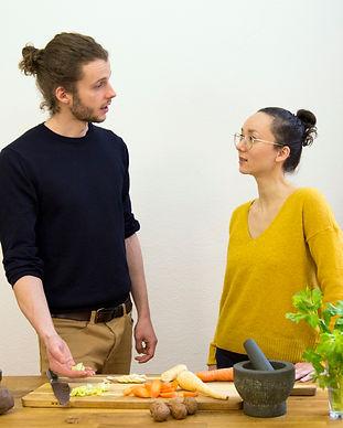 Leonard Haase, einfach, gesund, leben, ganzheitliche Ernährungsberatung und gesund Kochen in Berlin Prenzlauer Berg