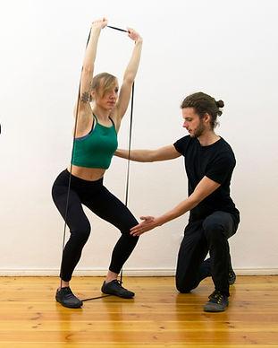 Leonard Haase, einfach, gesund, leben, Personal Training, gesund Abnehmen, Funktionales Training, Yoga und Mobility in Berlin Prenzlauer Berg