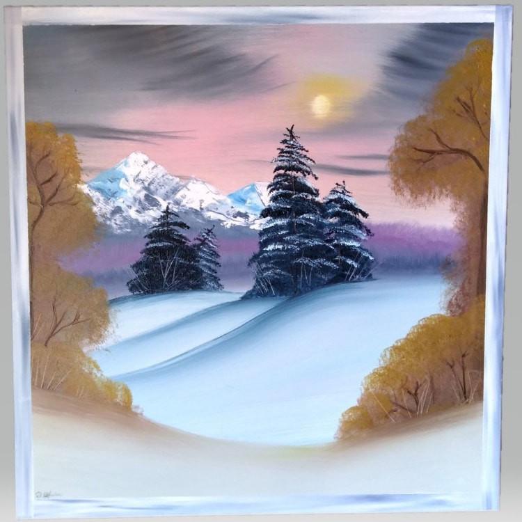 Warm winter 24X24 Oil on canvas.jpg