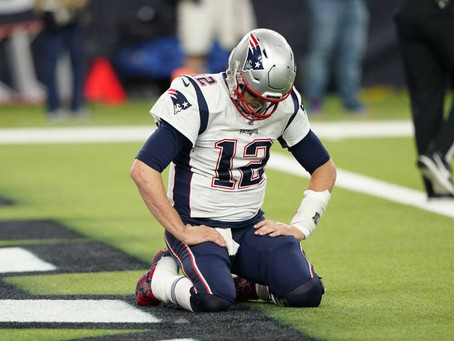 Are the Patriots Done?