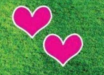 Pink Hearts Icon