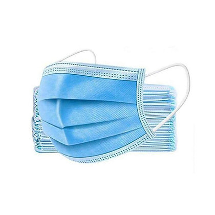 Disposable Face Masks - 3PLY (100)