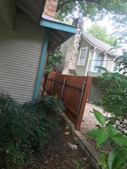 Fixed Fence