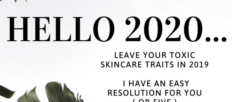 New year, new skincare