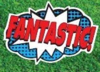Fantastic Wordmark Icon