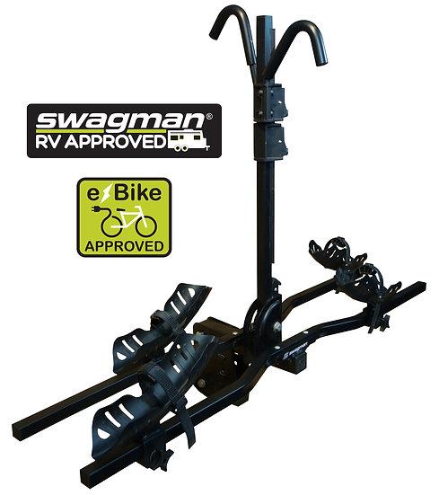 E-Spec Black Bike Rack