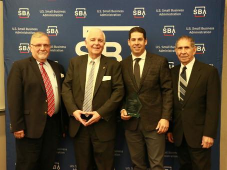SBDC Celebrates Small Business Week at SBA Award Ceremony