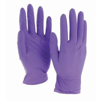Nitrile Gloves - Small Box (100)