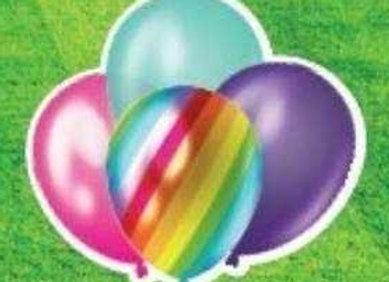 Rainbow Ballon Icon