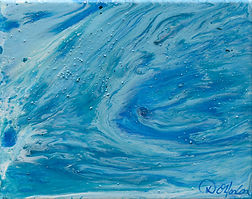 Ocean mist 8X10 acrylic pour .jpg