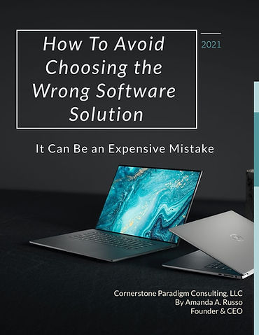 How To Avoid Choosing The Wrong Software