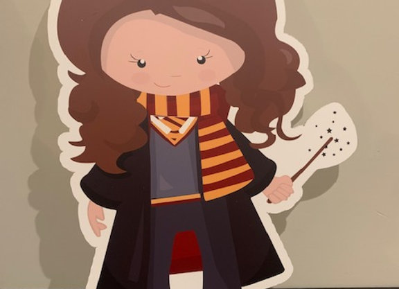 Girl Wizard Icon