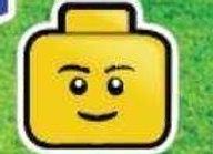 Lego Face Icon