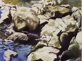 Skunk Hollow Stream