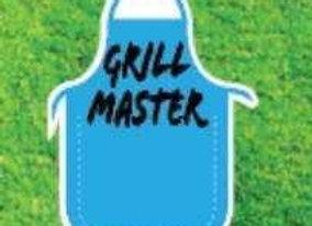 Grill Master Apron Icon