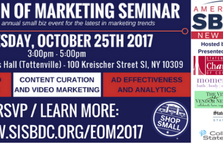 Recap: Evolution of Marketing 2017