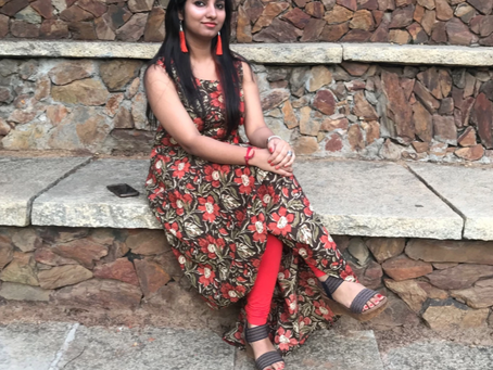 Guest Author Interview by Tanya Walia