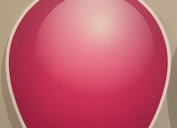 Pink Ballon Icon