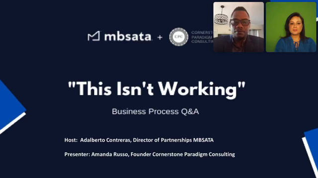 This Isn't Working: Business Process Q&A | CPC TV