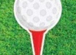 Golf Ball Icon 2