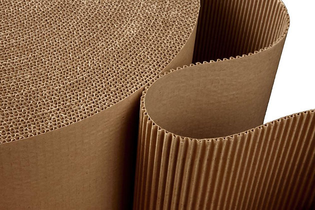Roll of Corrugated Wall Protection