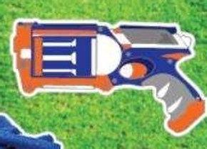 Dart Gun Icon