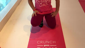 Crunch Goes Pink